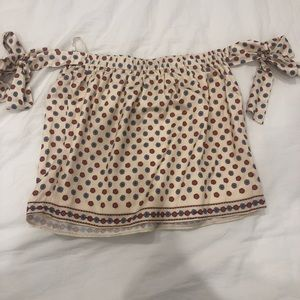 Tularosa Silk Top size small